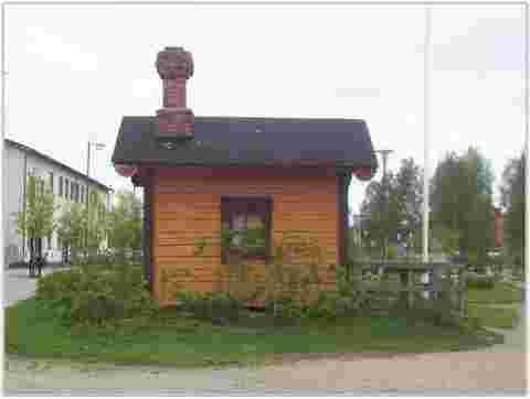 Самый маленький ресторан в мире.