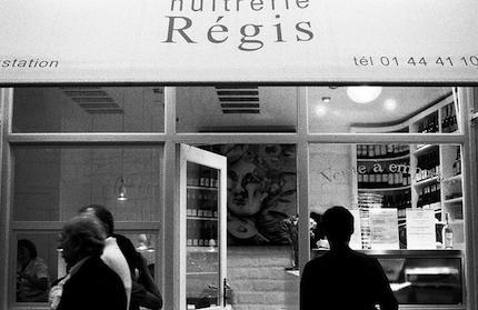 Huitrerie Regis