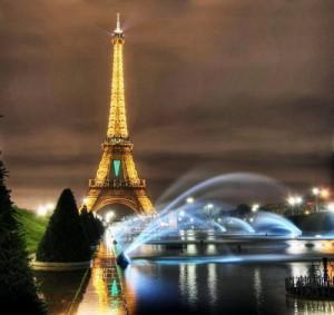 Парижа.