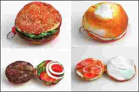 Yummy Pockets - аппетитные кошельки для денег.