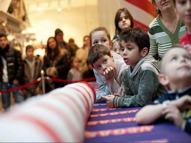Самая большая карамель в мире сделана в России.