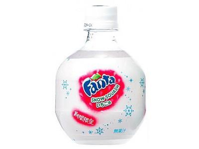 Fanta , молочный вкус.