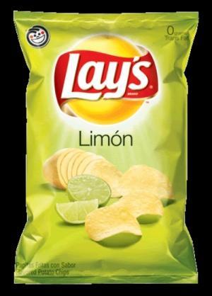 Lays Limon