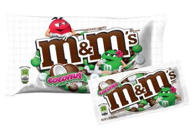M&M's Coconut