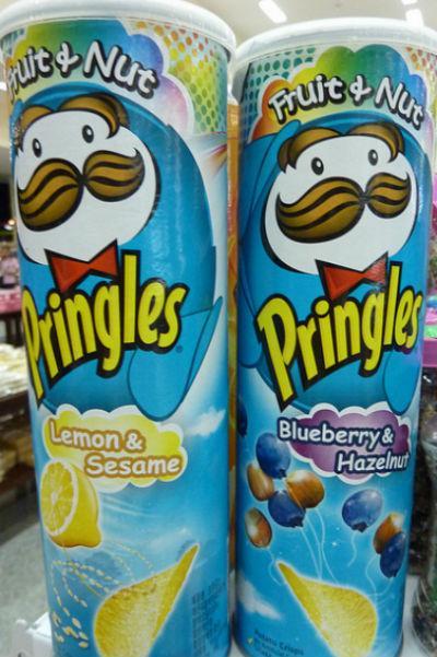 ringles Lemon & Sesame