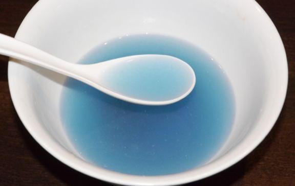 Lina Blue Cooled Ramen
