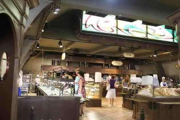Кафе «Вокзал»
