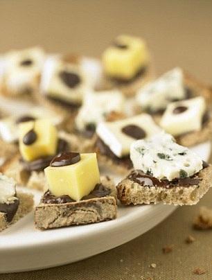 Шоколад и сыр – кулинарная тенденция 2014 года.