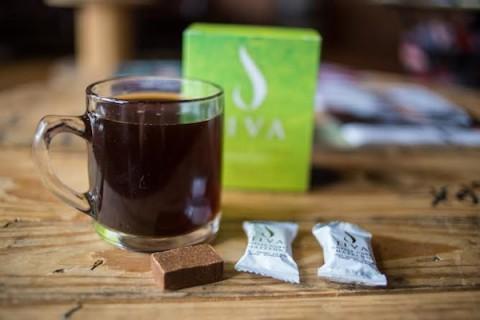 кофе в кубиках, Jiva Coffee,